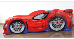 Pat Spider Man Car
